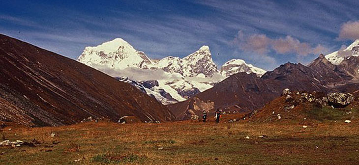 Laya-lunana Mountain Expedition