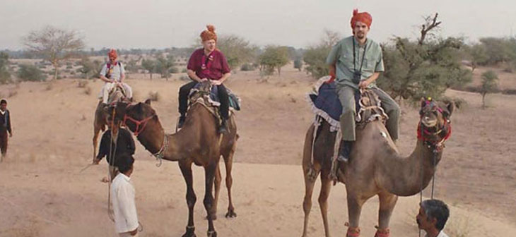 RAJASTHAN CYCLE & CAMELS